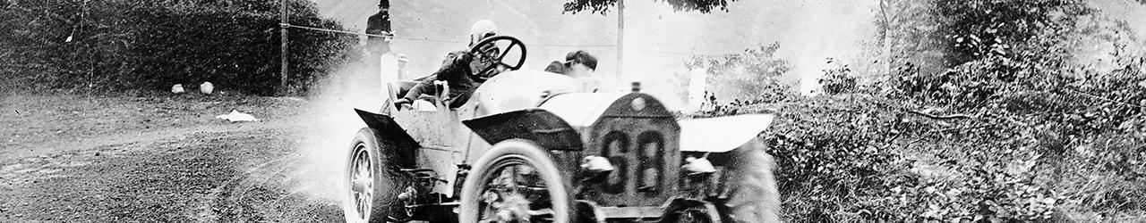 Gran Premio Berlin-Francfort de 1908, Foto: Daimler