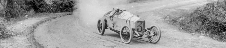 Gran Premio de Francia de 1914, Foto: Daimler