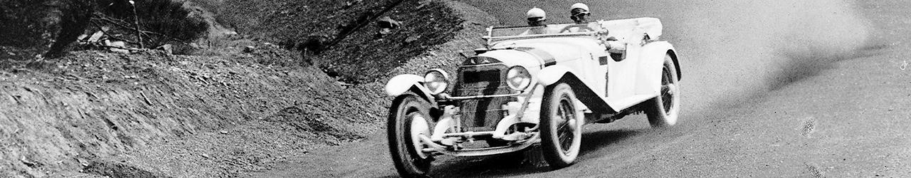 Gran Premio de Alemania de 1927, Foto: Daimler