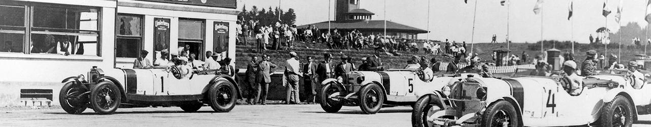Gran Premio de Alemania de 1928, Foto: Daimler