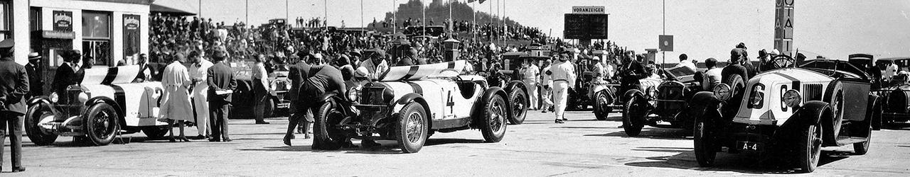 Gran Premio de Alemania de 1929, Foto: Daimler