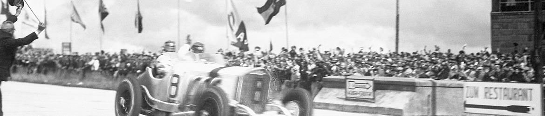 Gran Premio de Alemania de 1931, Foto: Daimler