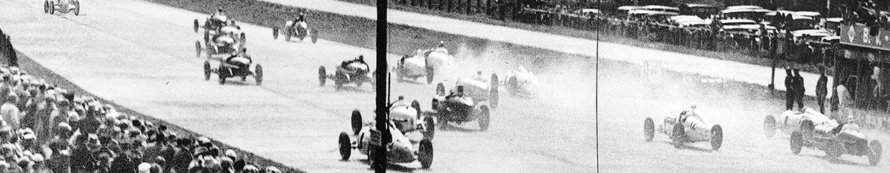 Gran Premio de Eifel de 1934, Foto: Daimler