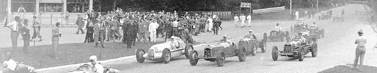 Gran Premio de Suiza de 1935, Foto: Daimler