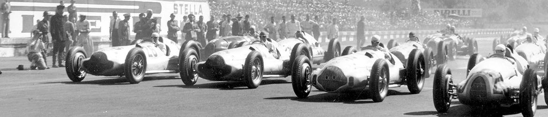 Gran Premio de Italia de 1938, Foto: Daimler