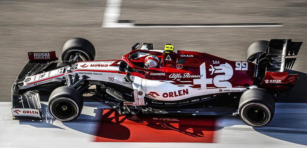 Alfa Romeo-Ferrari C39, Gran Premio de Rusia, Foto: Alfa Romeo