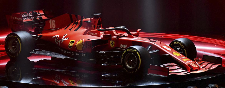 Presentación Ferrari SF1000. Foto: Ferrari