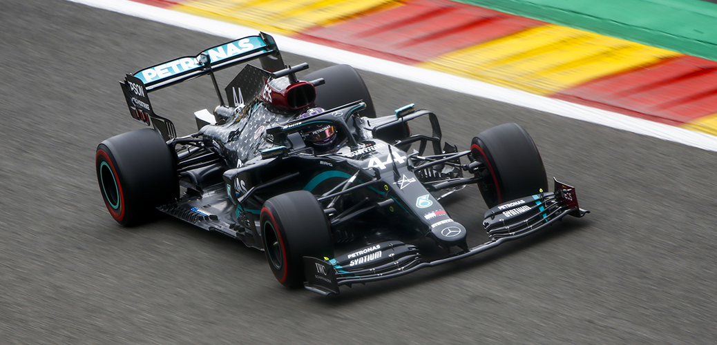 Mercedes W11 EQ Performance, Foto: Mercedes