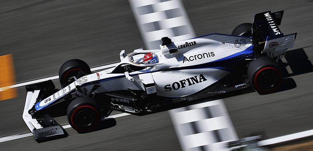 Williams-Mercedes FW43, Foto: Williams
