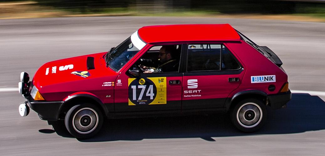 67 Rally de Cataluña de Históricos, SEAT Ronda Crono, Foto: SEAT