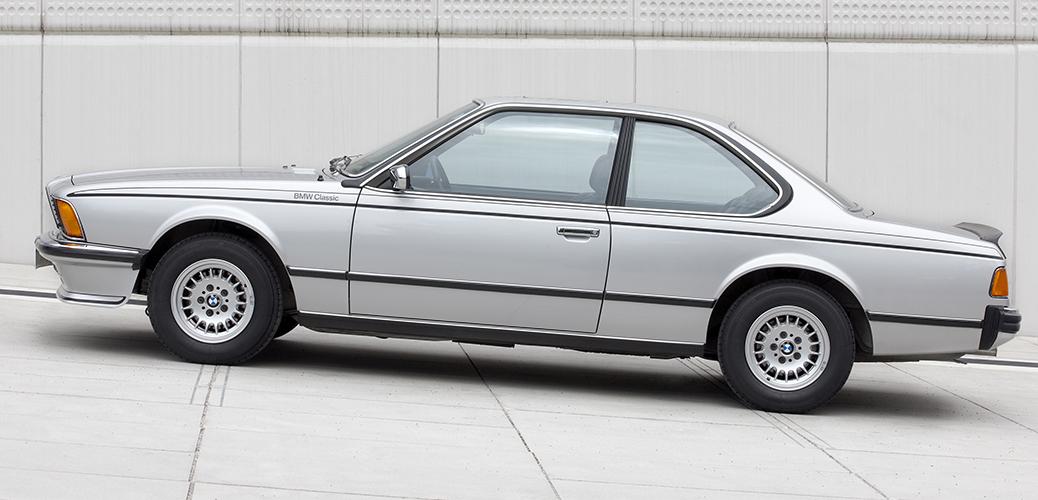 BMW Serie 6 E-24 M635csi, © BMW GROUP