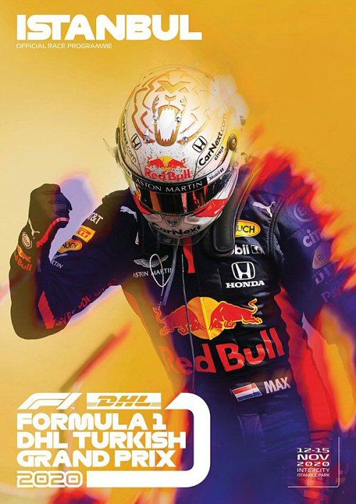 Póster Gran Premio de Turquía 2020