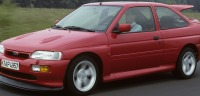 Ford Escort RS Cosworth, 1992-1996