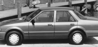 Ford Orion Mk2, 1986-1990